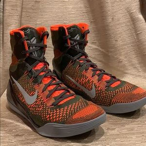 🐍NIKE KOBE IX ELITE men's size 10 basketball shoe